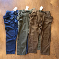 GOHEMP:VENDOR ANKLE CUT  PANTS  (8oz CANVAS)
