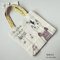 noafamilyバードキャット・ミニトート(02-130)