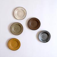 岩﨑晴彦/IWASAKI Haruhiko「豆皿」
