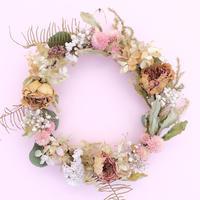 Flowerworks  SEKIKAWA「ドライフラワーリース」