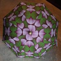 Sun miの傘 イチョウ柄(50cm)