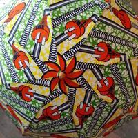 Sun miの折り畳み傘 電球とコンセント