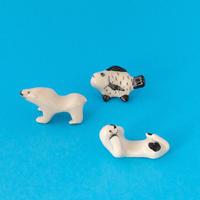 スズキサト/SUZUKI Sato「いきものはしおき 海や水辺」