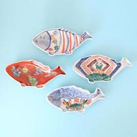 田辺京子/TANABE Kyoko「さかな 小皿」