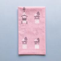 てぬぐい〈山鉾〉(ピンク)