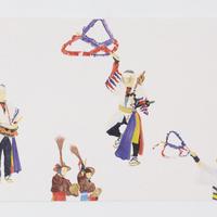 ポストカード(南条踊り)