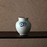 初期伊万里丸紋壺