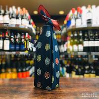ゆめひびき 樽仕込高級梅酒 500ml(風呂敷包み)