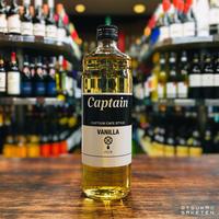 キャプテンシロップ バニラ 600ml