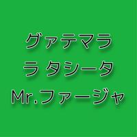 グァテマラ ラ タシータ Mr.ファージャ 250g【送料込み】