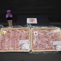 年末年始限定 特別すき焼きセット (特産松阪牛&田村牛計500g)