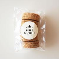 〔プレーン〕全粒粉クッキー