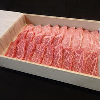 近江うし 【上】焼肉カット(450g)