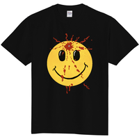 SMILEY  FxCK & PEACE-Black-