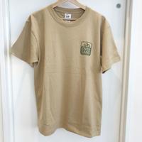 OVERLANDロゴプリントTシャツ