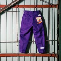 Dickies baker pants (purple)