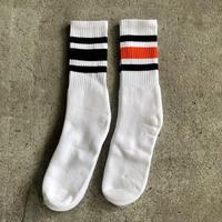 【Select】Socco Crew White Socks《2Color》