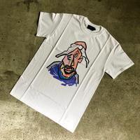 【BENDS】ベンズART PIC TEEアートTシャツ《〇Pac》