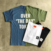 【O.T.D.T】Iconic Short Sleeve Tee《4Color》
