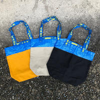 【Re:MAKE】CHANGED FABRIC TOTE BAG PR-101-S《3Color》