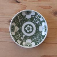印判小皿(梅)