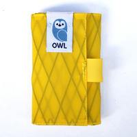 OWL X-Pac Kohaze Wallet (Yellow) 11.0g