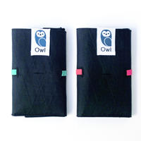 OWL X-Pac Wallet 10.3g (Black)