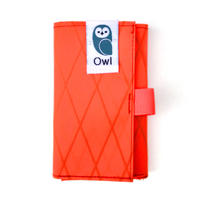 OWL X-Pac Kohaze Wallet (Neon Orange) 13.7g