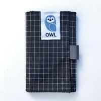 OWL Spectra® Kohaze Wallet  (Black) 10.7g