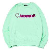 【TONGPOO CLOTHING】COMPANY CREW MINT - PINK(TPSW-001-MG/PK)