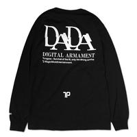 【Tongpoo × MAGIC STICK】DA L/S TEE BLACK