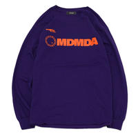 【TONGPOO CLOTHING】COMPANY L/S TEE - PURPLE(TPLS-005-PP)