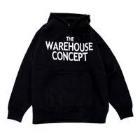 【TONGPOO CLOTHING】TWC BIG ICON HOODIE  - BLACK(TNP-01HD-BK)