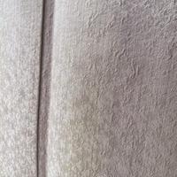 【袷】トールサイズ 鴇鼠(ときねず)色 淡縞小紋