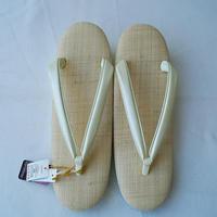 【草履】夏物 椰子の葉織りの草履