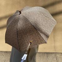 【Bon Bon Store】レオパード柄 長傘