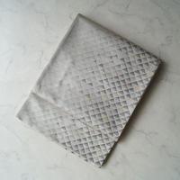 【ふくろ帯】白地 鱗文 ふくろ帯