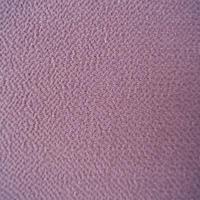 【帯揚げ】京紫色 ちりめん 帯揚げ   無地㋳
