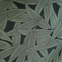 【袷羽織】笹の葉文羽織