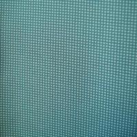 【袷羽織】淡鉄色 草木染 角通し 江戸小紋 羽織