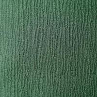 【袷】濃千歳緑色 無地 振袖