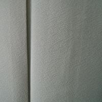 【袷】灰みの青磁色 暈し 色無地