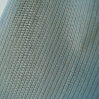 【浴衣】青磁鼠色 細縞織文 浴衣