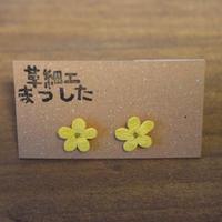 ピアス/イヤリング カタバミ