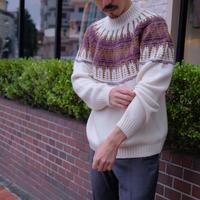 DANIELE FIESOLI  Nordic knit