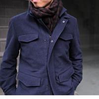 【DORIANI cashmere】 TYPE  M65 jacket