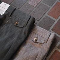 【PT TRINO】wool&linen gentleman fit