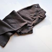 【Capobianco】sweat pants  cotton&cashmere