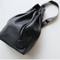 cavalleresco one-shoulder black