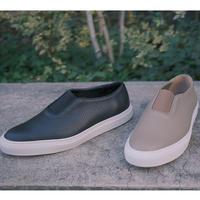 soloviere   leather  slip‐on